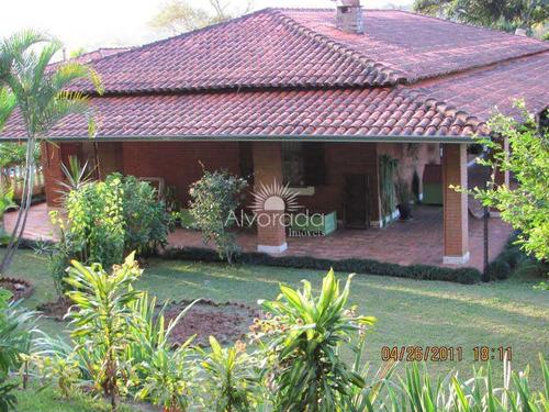 Chácara Com 4 Dorms, Jardim Dos Lagos, Itatiba - R$ 1.2 Mi, Cod: Ch098 - Vch098