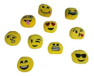 60 Chaveiros Emoji Emoticon Pelucia Whatsapp Atacado Revenda