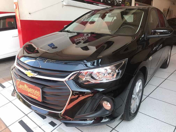 Chevrolet Onix Sedan Plus 2020 1.0 Ltz Tb At. 13000km $68490