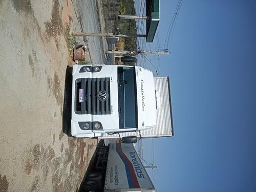 Imagem 1 de 13 de Caminhão Marca Wosk 24 250 Ano 2011/12 Comp 11.60livre