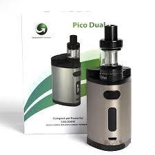 Vaporizador Eleaf Pico Dual 200watts Nuevo + 2 Baterías