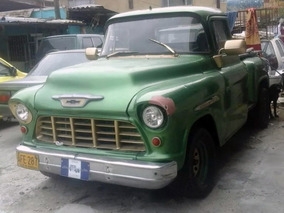 Chevrolet Apache Pick Up Modelo 1956