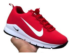 Zapatos Tenis Deportivos Nike Doble Chulo Dama Envio Gratis