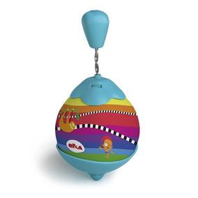 Jogo Clássico Roda Pião Rodopiar Brinquedos Elka 1051