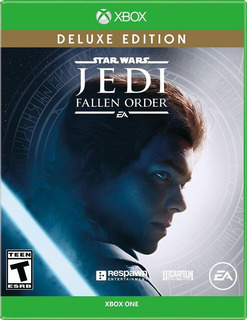 Star Wars Jedi Fallen Order Deluxe Xbox One