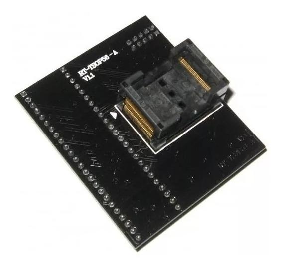 Tsop56 Dip48 Adaptador Para Gravadora Rt809h Nand Flash