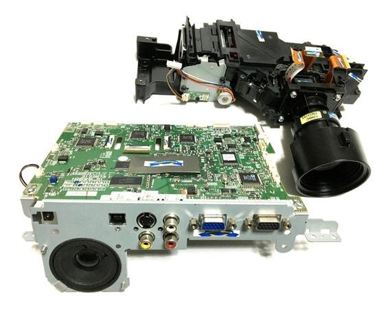 Prisma + Bloco Optico + Lógica Projetor Epson S6+ H283a