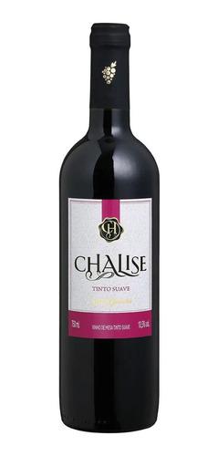 Vinho Tinto De Mesa Suave Salton Chalise 750ml Nacional