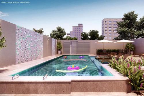 Apartamento Para Venda Em São Paulo, Vila Azevedo, 2 Dormitórios, 1 Suíte, 2 Banheiros, 1 Vaga - Cap3129_1-1403780