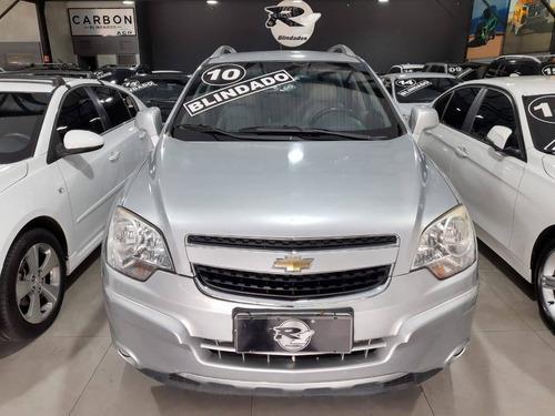 Chevrolet Captiva 3.6 Sfi Awd V6 24v Gasolina 4p