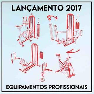 Maquinas De Academia Profissional 91 Projetos + Brinde