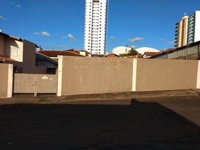 Terreno Murado Sala Comercial No Centro De Lençóis Paulista