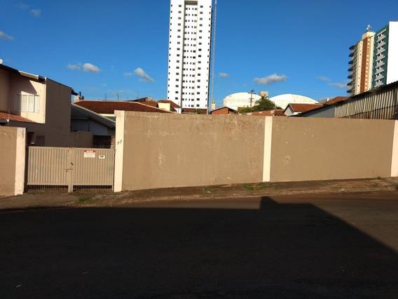 Terreno 286m² Murado 3 Comodos No Centro De Lençóis Paulista