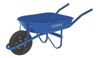 Carretilla Tramontina Metalica Azul 50 Lts 3.25/8 77704/432