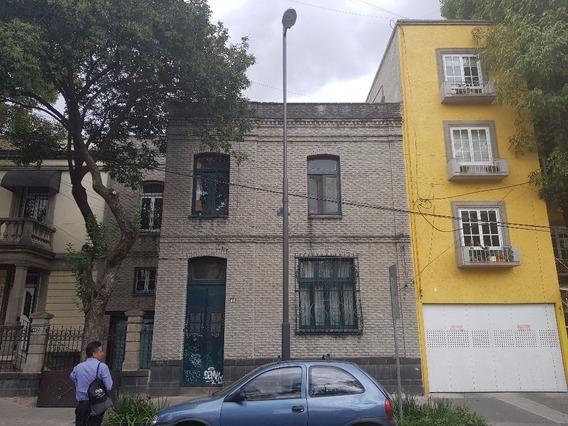 Casa En Renta En Excelente Ubicación. Roma Norte. Ideal Para Oficinas Silenciosas.