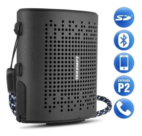 Caixa Bluetooth Som Portatil Taramps Bt10 Bt-10 3w Rms