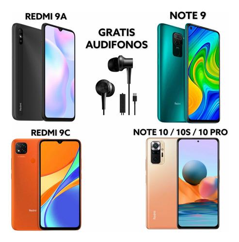 Xiaomi Redmi 9a / Redmi 9c / Redmi 9 / Note 9 / Note 10 Pro