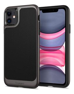 Funda Spigen iPhone 11 Neo Hybrid Genuina