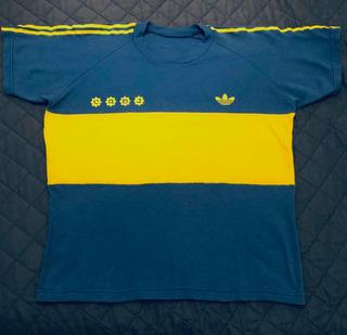 Camiseta De Boca Maradona 1981