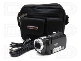 Filmadora Vivitar Dvr 810hd + Bolsa (produto Usado)
