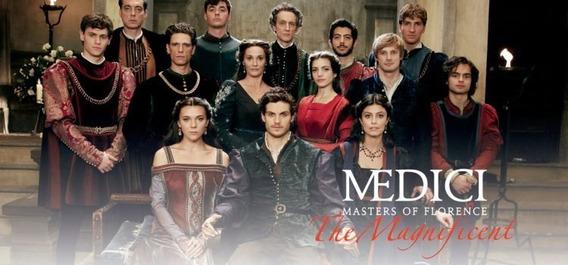 Medici Masters Of Florence Com 3 Temporadas Legendadas