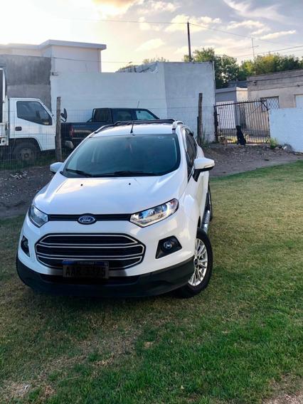 Camioneta Ford Escosport Unico Dueño.