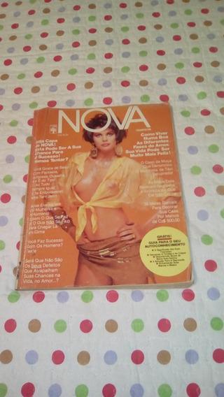 Revista Nova Rarissima Número 161 Monique Evans Anos 80