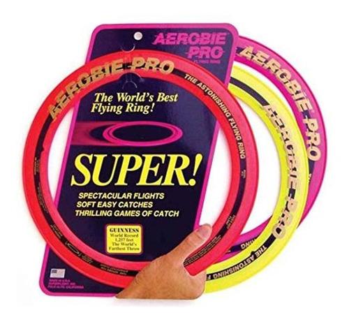 Aro Frisbee Pro Ring Aerobie 13c12/13t12 - Cores Variadas
