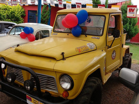 Jeep Rural 1963 Camionete