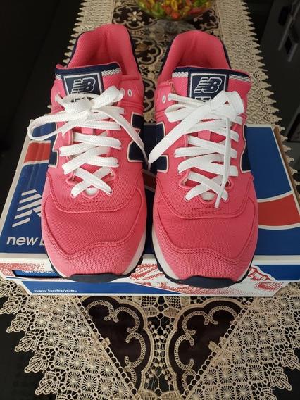 Tênis Feminino New Balance Rosa