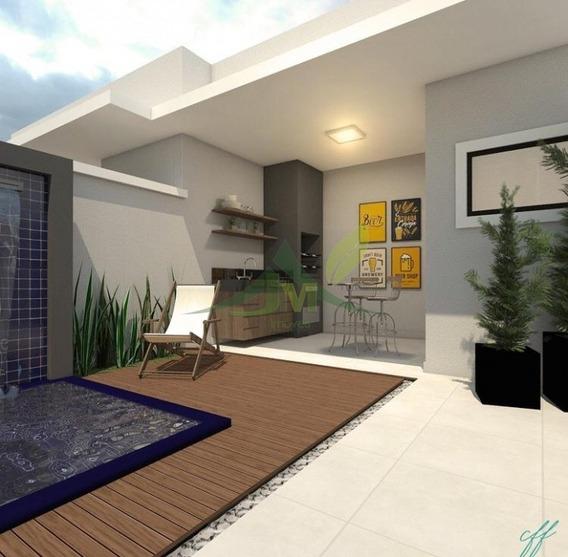 Excelente Casa À Venda Em Atibaia No Jd Do Lago 570mil - 1093