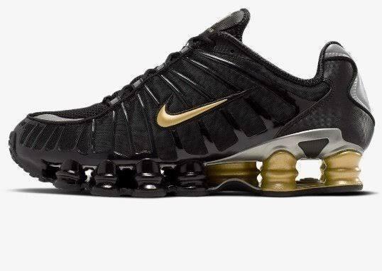 Tênis Nike Shox Relançamento Neymar Jr 2019 - 34/43