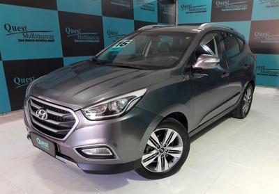 Hyundai Ix35 Gls 2.0 16v 2wd Flex Aut. 2015/2016