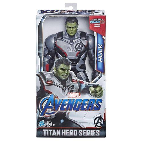 Novo Boneco Hulk 30cm Os Vingadores Ultimato Hasbro E3304