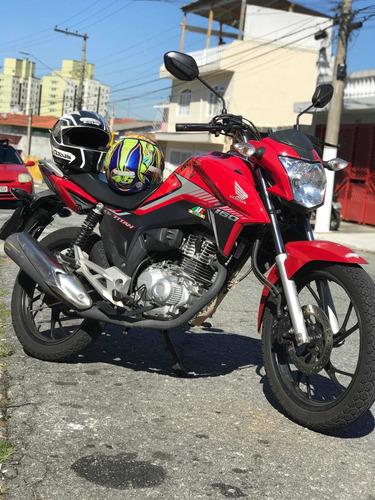 Imagem 1 de 8 de Honda Cg Titan 160cc
