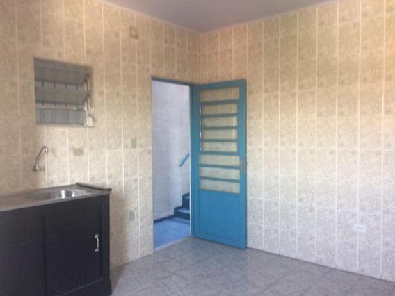 Casa Residencial Para Locação, Jardim Maria Rosa, Taboão Da Serra. - Ca0106