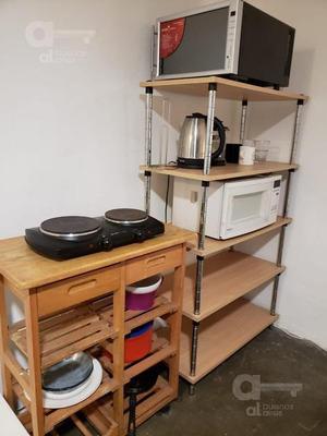 Palermo. Studio En Ph Reciclado. Alquiler Temporario Sin Garantías.
