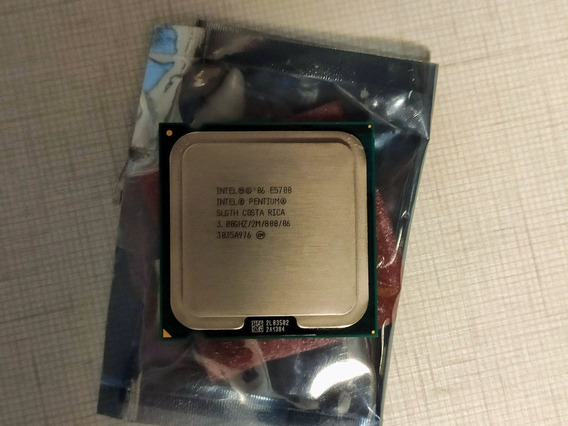 Processador Intel Pentium Core 2 Duo E5700 Lga775
