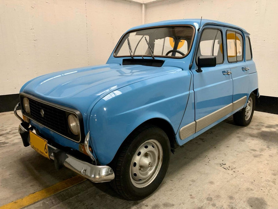 Renault R 4 Master 1300 Mt 1983