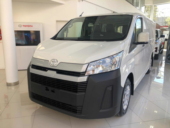 Toyota Hiace 2.8tdi At 0km Oferta Conc Prana