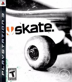 Jogo Skate 1 Playstation 3 Ps3 Pronta Entrega Frete Grátis
