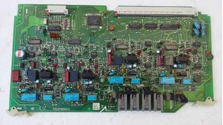 Tarjeta 123280 Panasonic Para Conmutador 123210