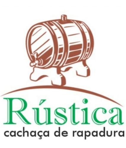 Imagem 1 de 5 de Rústica  Cachaça De Rapadura