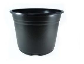 Maceta 5 Negra Termoformada