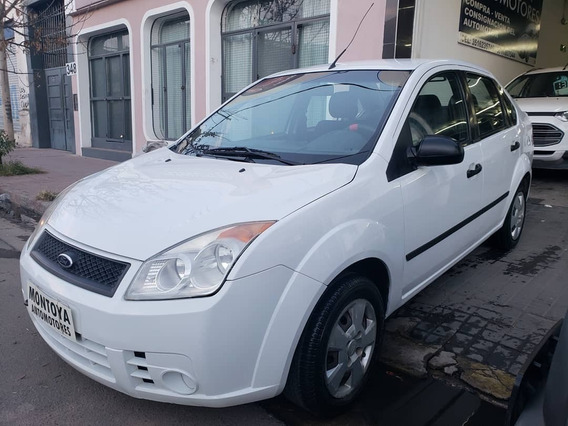 Ford Fiesta Max Ambiente Plus Gnc Mod 2008 Impecable