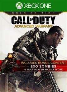 Call Of Duty Advanced Warfare Gold Edition - Jogo Xbox One