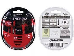 Fone De Ouvido Time De Futebol Flamengo E Do Corinthians