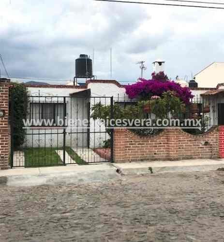 Casa Maria En Renta En Col Vista Hermosa, Tequisquiapan, Qro