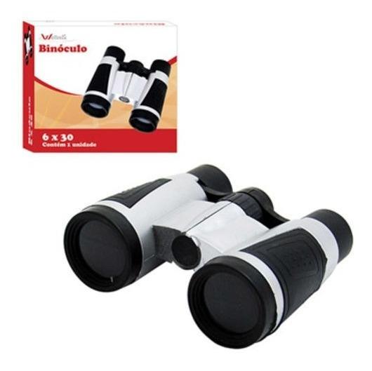 Binoculos 6x30 - Alcance 6x - Lente Objetiva 30mm