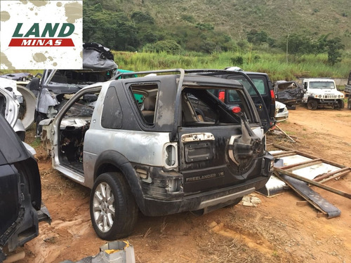 Sucatas E Batidos Land Rover Freelander